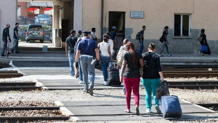 Hundreds of asylum seekers were stopped each week during 2015, the height of recent migrant movement