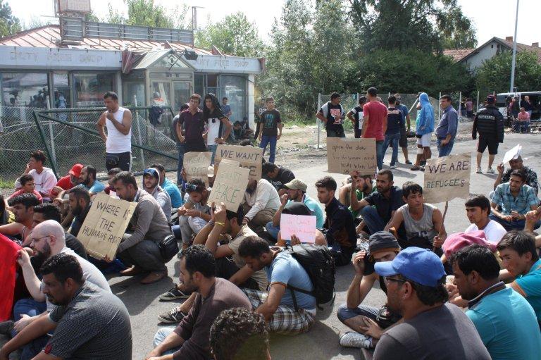 ansa / قبول 76 طلبا من إجمالي 1262 للحصول على حق اللجوء في كرواتيا