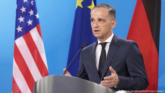 ماس يعلن نجاح مؤتمر برلين الثاني حول ليبيا