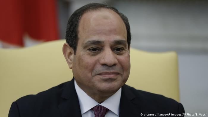 الرئيس المصري عبدالفتاح السيسي (66 عاما)