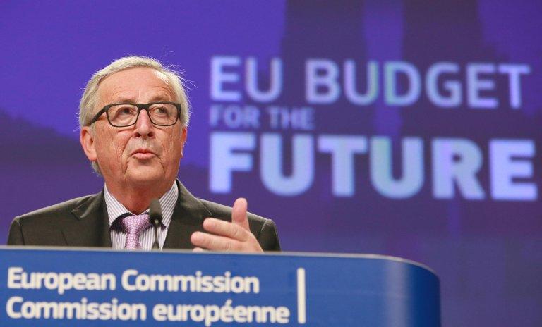 Commission President Jean-Claude Juncker. Photo/EPA