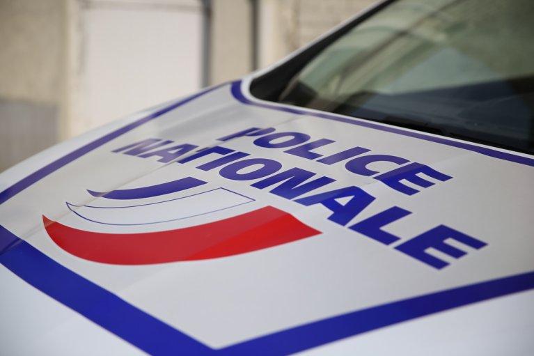 پولیس ملی فرانسه. عکس از تویتر پولیس ملی