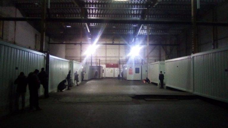 مخيم بيرا في بيهتش بالبوسنة/ فاهيد لطفي