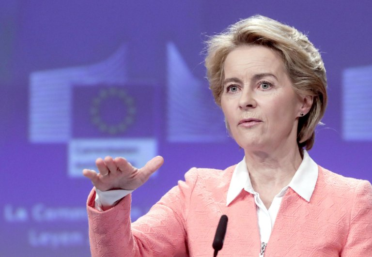 Incoming European Commission President Ursula von der Leyen: How might she shape the future migration policy of the EU? | Photo: EPA/Olivier Hoslet