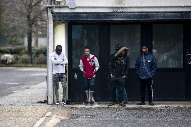 Migrants and asylum seekers at the CARA reception centre in Castelnuovo di Porto, Rome | Photo: ANSA/MASSIMO PERCOSSI