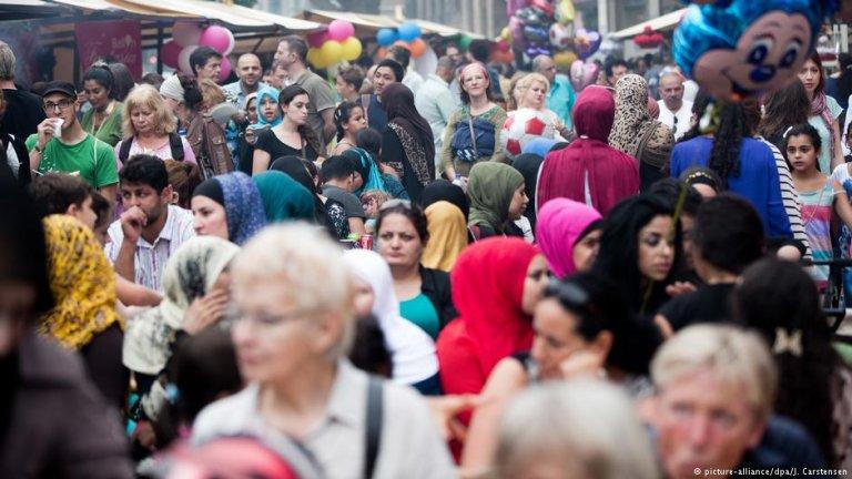 بخش بیشتر شهروندان آلمان، نگاه خوشبینانه نسبت به حضور خارجیان در این کشور دارند.