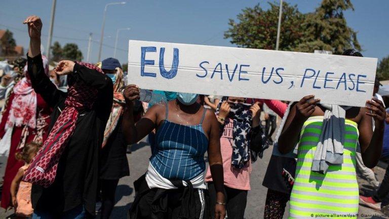 EU aims to reform asylum policy - InfoMigrants