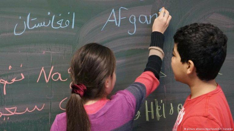 اولا یلپکه: کودکان پناهجو باید از امکانات آموزشی برخوردار باشند.