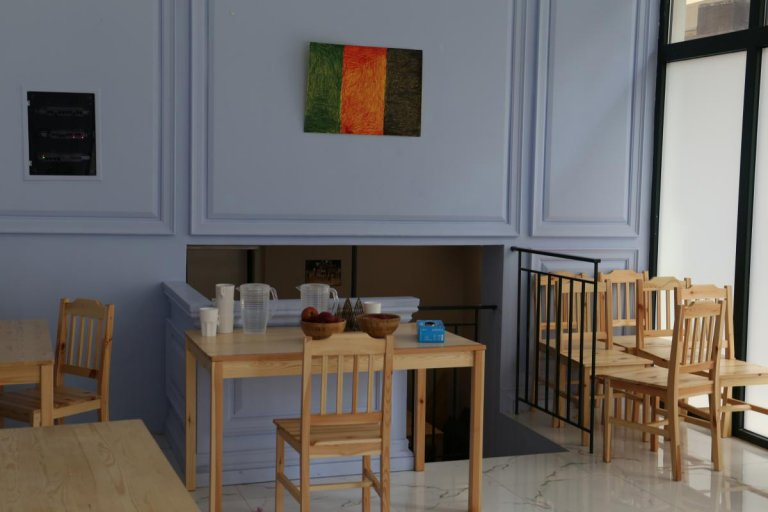 Some of the renovated spaces where the unaccompanied refugee children will stay in Greece | SOURCE: IOM Greece