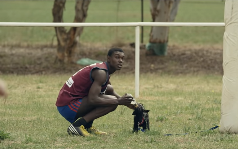 'The Merger'is a film about how sport can defeat prejudice | Screenshot of the film trailer
