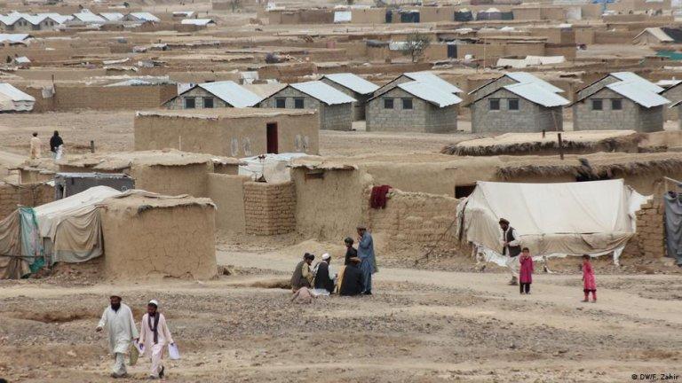 پناهجویان پاکستانی در ولایت خوست افغانستان- عکس از: فریدالله ظاهر