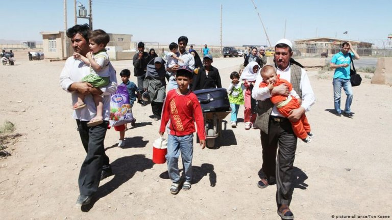 در پنج ماه نخست سال ۲۰۱۹، بیش از دوصد هزار مهاجر به افغانستان برگشته اند.