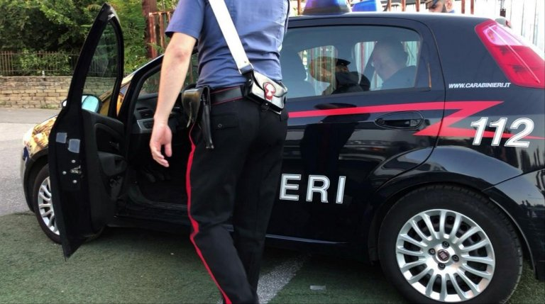 Viterbo Carabinieri police during an operation against illegal gangmastering, known in Italian as 'caporalato' | Photo: ANSA/Carbinieri