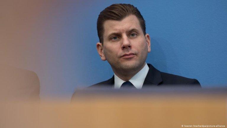Former AfD spokesman Christian Lüth | Photo: Soeren Stache/dpa/picture-alliance