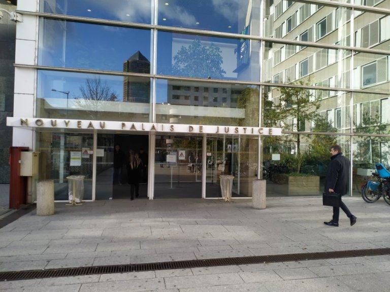 Le tribunal correctionnel de Lyon. Crédit : Alcyone Wemaëre (Archive)