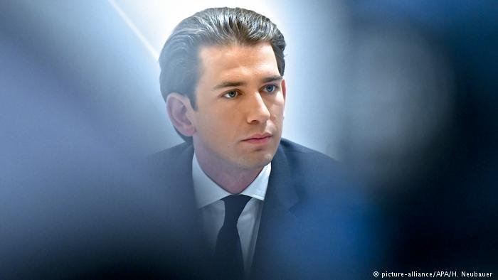 New Austrian Chancellor Sebastian Kurz