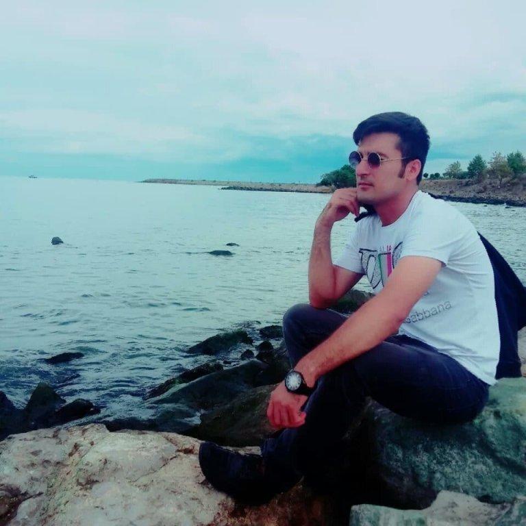 احمد رشاد رووفی، مهاجر افغان در ترکیه. عکس رشاد رووفی