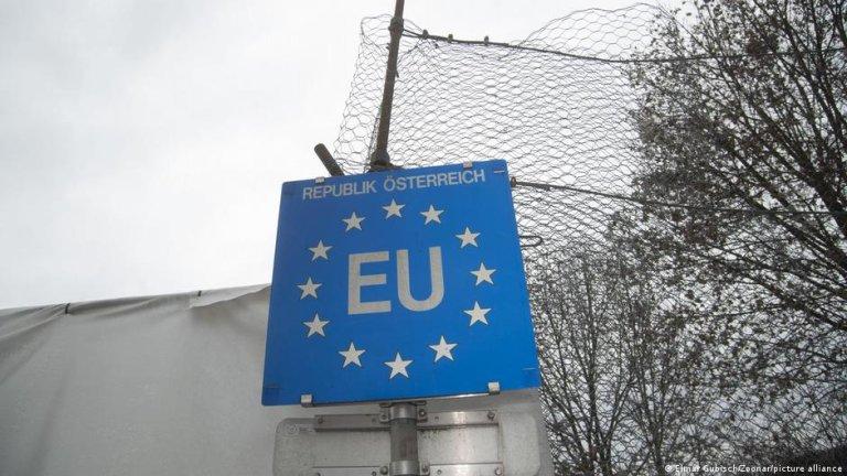 اتحادیه اروپا خواهان این است که ۱۳ کشور غیرعضو در زمینه بازپس گیری پناهجویان ردشده آمادگی بیشتری نشان دهند./ Photo: Picture-alliance/E. Gubisch