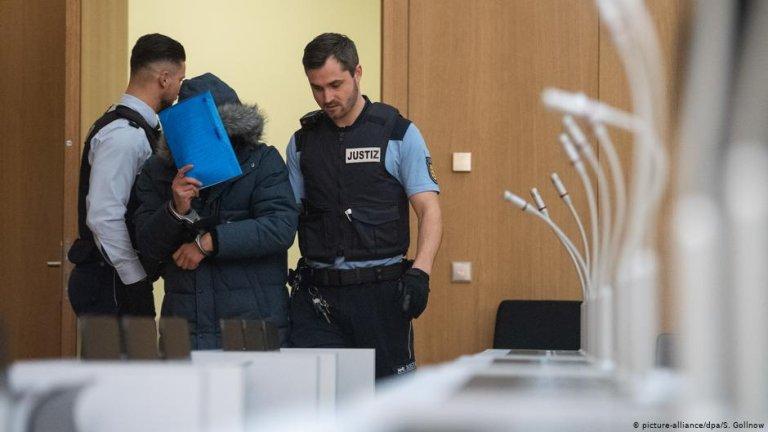 المدانون جاؤؤوا إلى ألمانيا كلاجئين