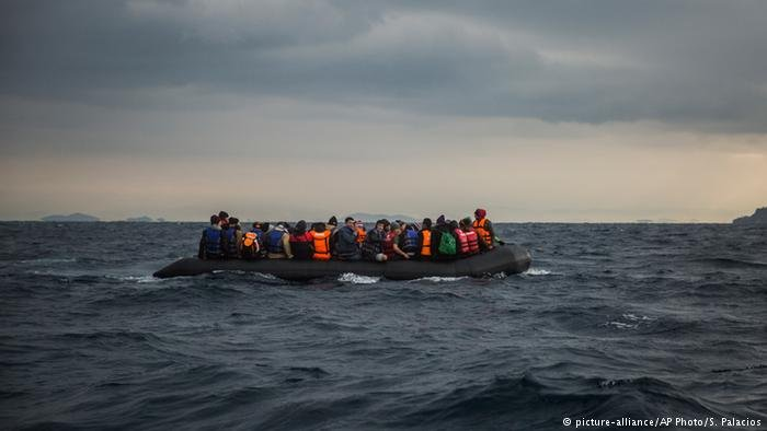 The migration crisis has cost many lives on the Mediterranean