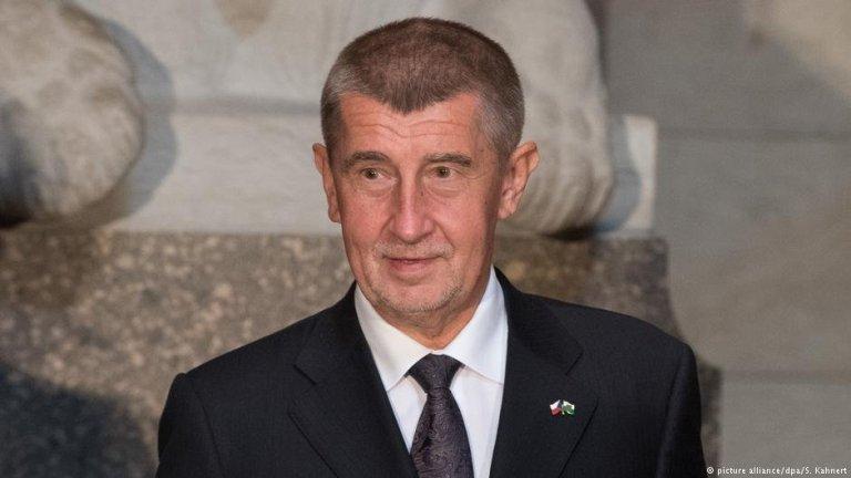 آندری بابیش، نخست وزیر جمهوری چک .