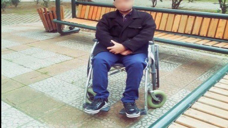صورة طالب لجوء عراقي في تركيا أرسلها لمهاجرنيوز