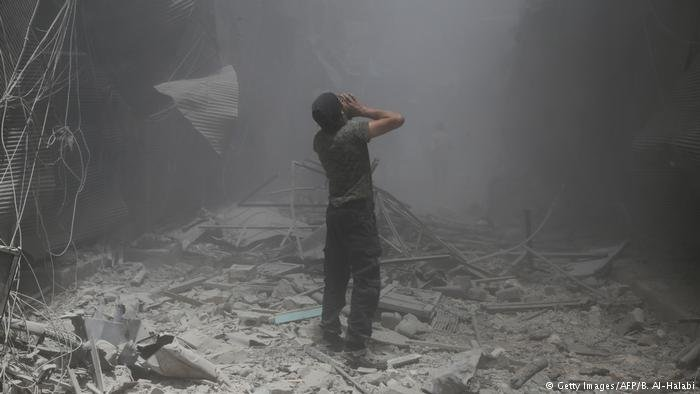 Getty Images/AFP/B. Al-Halabi