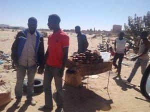 مهاجرون أفارقة في الجزائر- أنسا