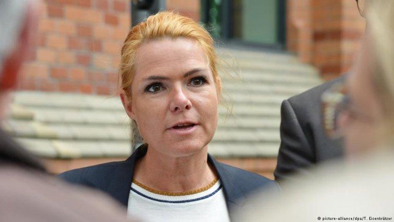Former Danish immigration minister, Inger Stojberg, is set for an impeachment trial in Denmark | Photo: picture-alliance/dpa/T. Eisenkrätzer