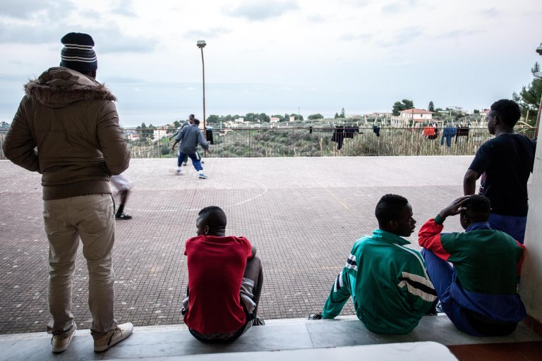 A still from the documentary 'Invisibles', which focuses on unaccompanied minors in Italy | Photo: ANSA/UNICEF