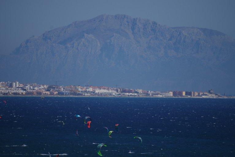RFI/Benjamin Delille | Tarifa, à la pointe sud de l'Espagne.