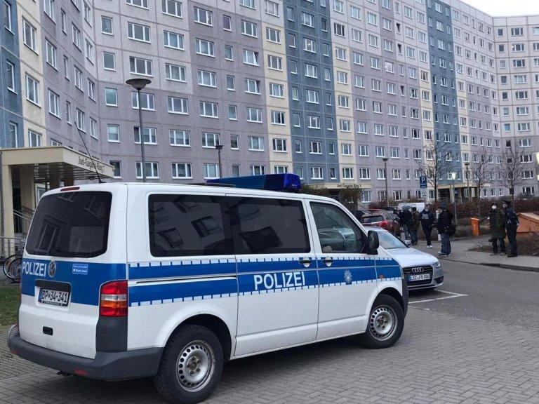 Les policiers allemands ont procédé à six perquisitions dans plusieurs villes allemandes. Crédit : Police fédérale allemande