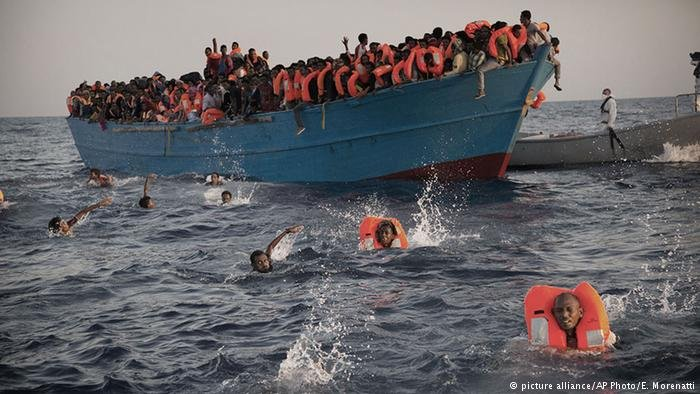 With deaths at sea being the main cause of death for refugees, EU countries are trying to find viable solutions to securing their borders