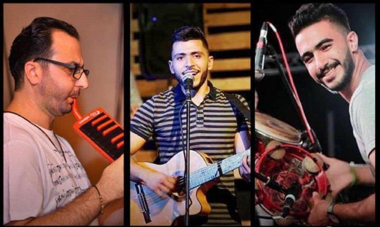 موسيقيون تركوا بلدانهم هرباً من الظروف الصعبة، يجتمعون في إسطنبول ويتشاركون ثقافاتهم. المصدر: صفحات الفيسبوك الخاصة بهم