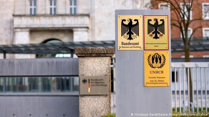 Le parti de gauche Die Linke critique la procédure de prise de décision pratiquée par le BAMF. Crédit : Picture alliance