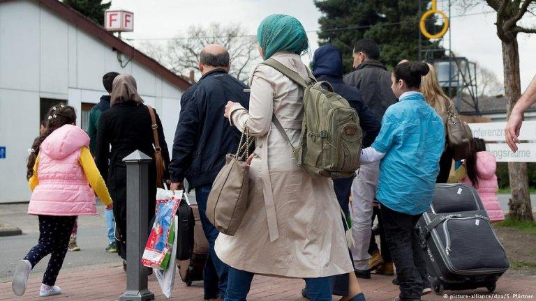 در سال ۲۰۱۷ بیش از ۷۰۰۰ پناهجو از آلمان به دیگر کشورها برگشت داده شده بودند