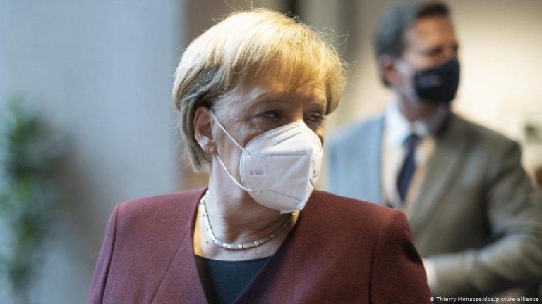 German Chancellor Angela Merkel | Photo: Thierry Monasse/dpa/Picture-alliance
