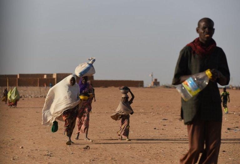 The threat of contracting the novel coronavirus does not deter migrants in Niger | Photo: Mehdi Chebil / InfoMigrants
