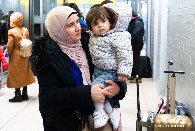 وصول أكثر من 200 طالبي لجوء إلى ألمانيا