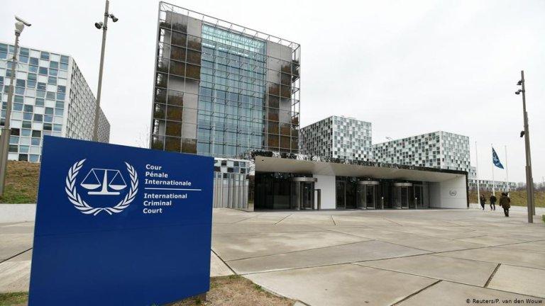 حقوق دانان بین المللی میخواهند که مقام های ارشد اتحادیه اروپا و مسئولین ارشد کشورهای عضو این اتحادیه باید محاکمه شوند.
