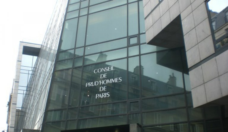 Le conseil de prud'hommes de Paris. Photo : Creative Commons