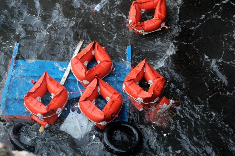 Four bodies of Algerian nationals were retrieved by coast guards | Photo: Reuters (Archive)