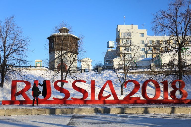 Vladislav Lonshakov / AFP |En 2018, la Russie va accueillir la première Coupe du monde de football de son histoire.