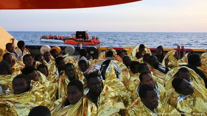 مديترانه د مهاجرت يوه له خطرناکو لارو څخه ده