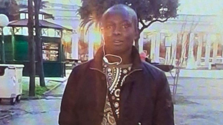 Emeka N., 34, was stabbed to death in Borgo Mezzanone, Italy | Photo: ANSA
