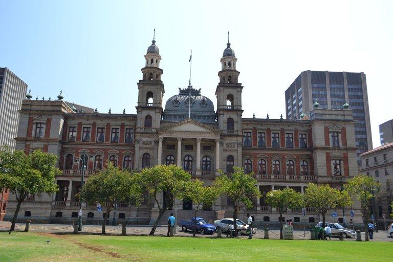 Wikimédia |Palais de justice de Pretoria, Afrique du Sud.