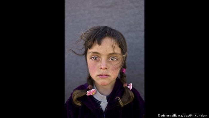 UNICEF picture of the year, 1st prize