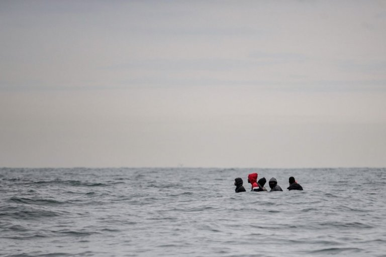 From file: Migrants are taking more and more risks in order to reach the UK | Photo: Reuters