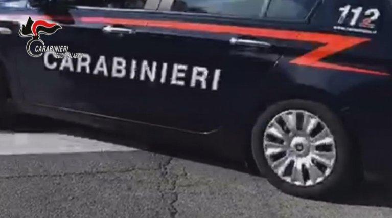 A Carabinieri police car in Reggio Calabria | Photo: Archive Carabinieri / ANSA