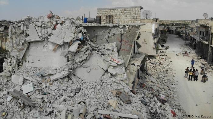 AFP/O. Haj Kadour